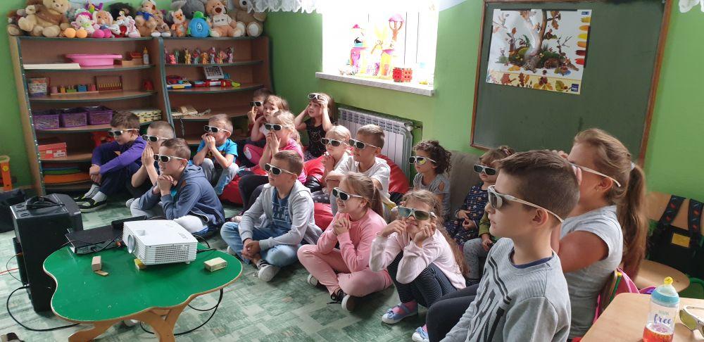 Mobilne kino 3D