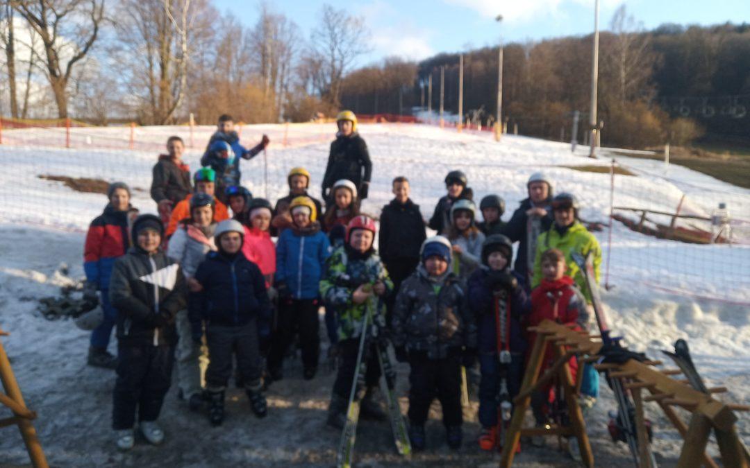 Wycieczka na narty do Puław Górnych