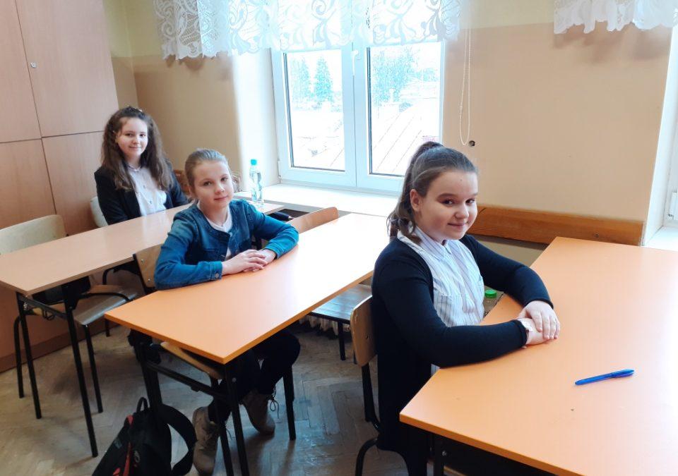 """Uczniowie naszej szkoły uczestnikami konkursu""""Z JĘZYKIEM POLSKIM  ZA PAN  BRAT"""""""